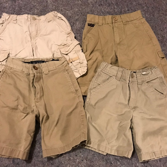 Other - Boy's Lot of Khaki Shorts (Great for uniforms)